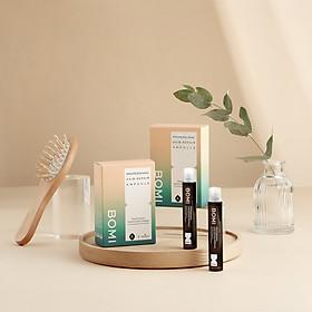 Hấp dầu phục hồi tóc Bomi Hair Ampoule Collagen & Snail Extract