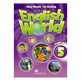 English World 5: Pupil Book with eBook Pack