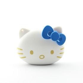 Máy nghe nhạc mp3 hình kitty dễ thương tặng tai nghe và dây sạc