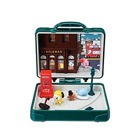 Bộ đồ chơi kỉ niệm BT21 du lịch Anh