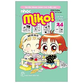 Nhóc Miko! Cô Bé Nhí Nhảnh - Tập 24 (Tái Bản 2020)