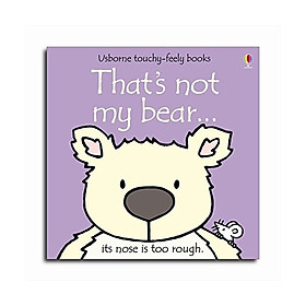 Touchy-Feely Books : That's Not My Bear