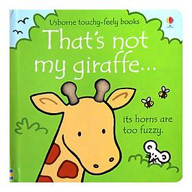 Usborne That's Not My Giraffe
