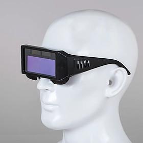 Kính hàn điện tử tự động tx 09 kính hàn hồ quang chuyên dụng