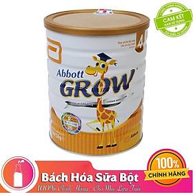 Sữa Bột Abbott Grow 4 DHA AW4L Dành Cho Trẻ 2 Tuổi Trở Lên (1700g)