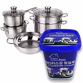 Kem Tẩy Rửa Xoong Nồi Đa Năng Hàn Quốc 500ml
