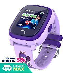 Đồng hồ định vị DF25 chống nước - 4G, wifi - Cảm Ứng - Nghe Gọi 2 Chiều dành cho trẻ em