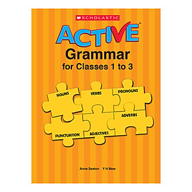 Active Grammar For Classes 1-3