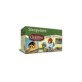 Trà trước khi đi ngủ Sleepytime Celestial Seasonings - 29g