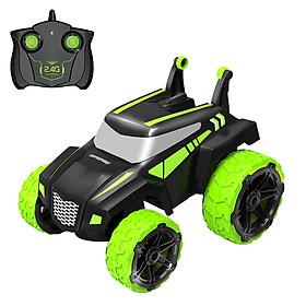 RC Stunt Car 2.4Ghz 3D Rotating Drift Stunt Car Climbing Drift Deformation Buggy Car Kids Robot Electric Boy Toys for