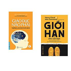 Combo 2 cuốn sách: Giáo Dục Não Phải - Tương Lai Cho Con Bạn + Giới Hạn Cho Con Bạn