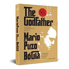 [Bestseller / LIMITED] Tác Phẩm Kinh Điển: The Godfather - Bố Gìa (Cuốn Sách Bất Hủ Nhất Mọi Thời Đại - Tặng Kèm Postcard Happy Life)