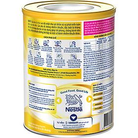 Sản phẩm dinh dưỡng công thức Nestlé NAN SUPREME 2 lon 800g (CÔNG THỨC BỔ SUNG 2HM-O)-1