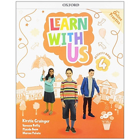 Learn With Us: Level 4: Activity Book With Online Practice