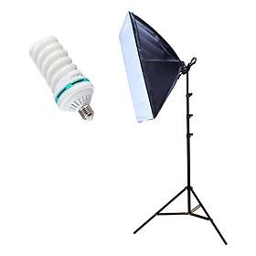 Bộ Đèn Chụp Sản Phẩm Softbox (150W) - Hàng Nhập Khẩu