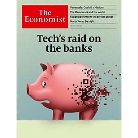[Download sách] The Economist: Tech Raid on the Banks - 18.19