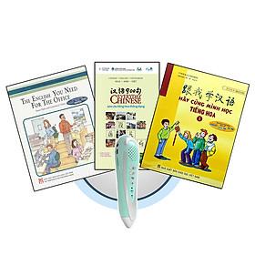 Bút Chấm Đọc Học Tiếng Anh Smart-Talk 2 Easy Talk P10 - Dành Sinh Viên Và Nhân Viên Văn Phòng