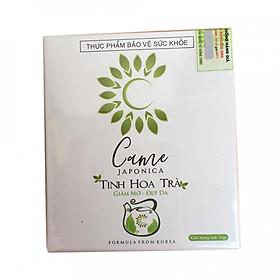 Thực phẩm chức năng Trà giảm cân Came japonica hộp 10 gói/10gr