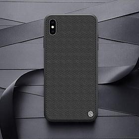 Ốp lưng Nillkin Textured Case vân carbon cho iPhone X/XS / iPhone XR / iPhone XS Max - Hàng nhập khẩu