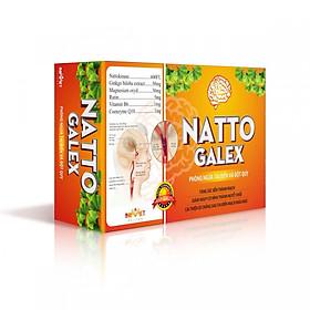 Thực phẩm chức năng Natto Galex - phòng ngừa tai biến & đột quỵ
