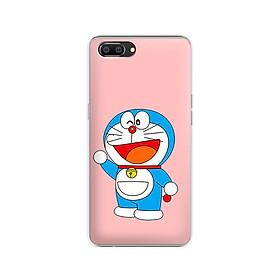 Ốp lưng dẻo cho điện thoại Realme C1 - 01184 7862 DRM06 - Doremon - Hàng Chính Hãng