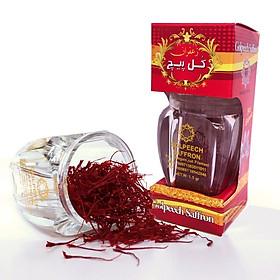 Nhụy nghệ tây Golpeech Saffron hộp 1g xuất xứ Iran