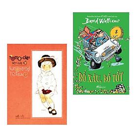 [Download sách] Combo: Totto - Chan Bên Cửa Sổ + Bố Xấu, Bố Tốt (Truyện dài hấp dẫn)