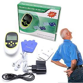 Máy massage xung điện trị liệu đa chức năng 8 miếng dán Aukewel HÀNG CHÍNH HÃNG - MAX STAR