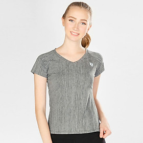 Hình đại diện sản phẩm Áo Thể Thao Nữ W Basic V Neck Gray