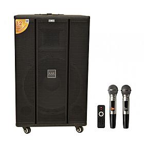 Loa Kéo Di Động Karaoke Bass 30 AAR - K280 (3 Tấc) - Màu Ngẫu Nhiên - Hàng Chính Hãng