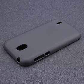 Ốp Lưng Dẻo Đen Dành Cho Nokia 1