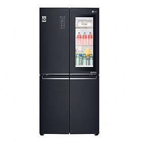 Tủ lạnh LG Inverter InstaView Door-in-Door 601 lít GR-X247MC (HÀNG CHÍNH HÃNG)