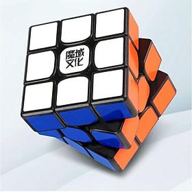 Rubik 3x3 Moyu Weilong WR M 3x3x3 black hiệu MoYu