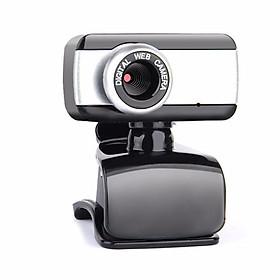 Webcam USB 2.0 480P Dành Cho Laptop Máy ảnh web Clip-On Máy Tính Bàn PC
