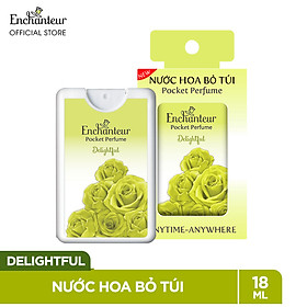 Combo 6 Nước hoa bỏ túi Enchanteur hương Delightful 18ml/hộp-1