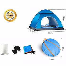 Lều cắm trại - Lều cắm trại 4 người