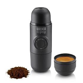 Máy Pha Cafe Cầm Tay Đa Năng Wacaco Minipresso GR nhỏ gọn tiện dụng - Hàng Chính Hãng