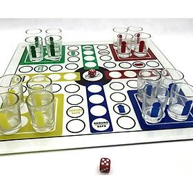 Trò chơi cờ cá ngựa Ludo Drinking Game
