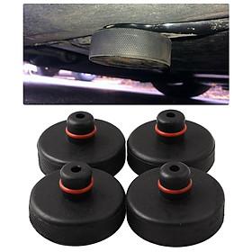 Set of 4 Car Jack Lift Pad Adapter Guard Tool for Tesla S/X/3 w/ Storage Bag