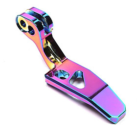 Motorcycle Accessories Hand Handle Brake Lever Parking Brake Lever for Yamaha TMAX530 tmax500