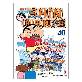 Shin Cậu Bé Bút Chì - Phiên Bản Hoạt Hình Màu (Tập 40)