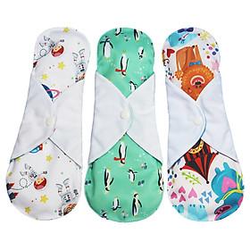 Băng vệ sinh vải WingPad - Mua 3 miếng 29cm - Tặng 1 miếng 17cm - Giao mẫu ngẫu nhiên
