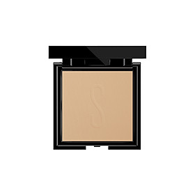 Oil Control Makeup Gentle Skin Misty Pressed Powder Wet And Dry Usage