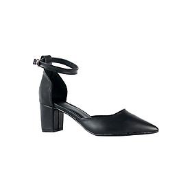 Hình đại diện sản phẩm Giày Cao Gót Dolly & Polly DL00003_black