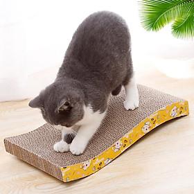 Bàn Cào Móng Cho Mèo Tặng Kèm Catnip