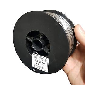 Cuộn Dây Hàn MIG Lõi Thuốc 1Kg cho Máy Hàn MIG mini Sasuke - Kenmax - Đường kính dây hàn 0.8mm