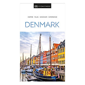 DK Eyewitness Denmark Travel Guide (Paperback)