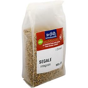 Hạt lúa mạch đen nguyên cám hữu cơ Sottolestelle 500g Organic Whole Rye
