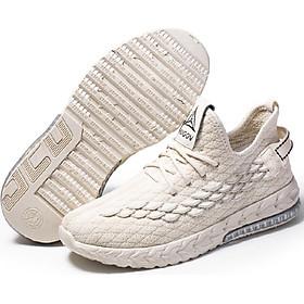 Men's flyknik breathable wild casual sneakers