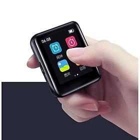 Máy Nghe Nhạc MP3 Bluetooth Ruizu M4 Bộ Nhớ Trong 16GB - Hàng Chính Hãng